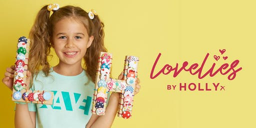 Lovelies by Holly Fun-Workshop, John Lewis, Bluewater