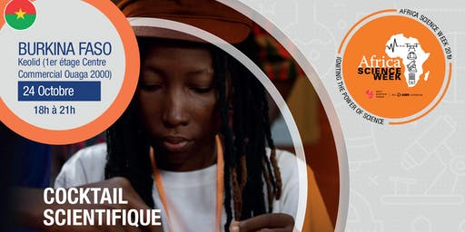 Cocktail Scientifique - Semaine Africaine des Sciences