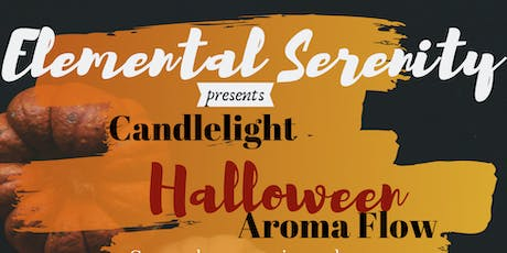 Halloween Candlelight Aroma Flow tickets