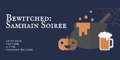 Bewitched: Samhain Soiree