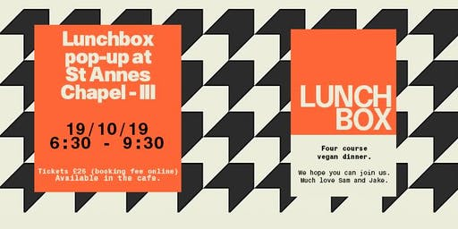 Lunchbox pop-up at St Annes - 3