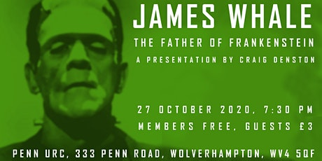 James Whale: The Father of Frankenstein tickets