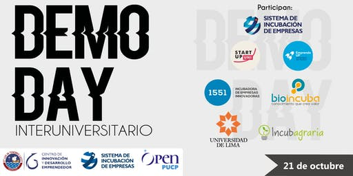 [Demoday Interuniversitario]