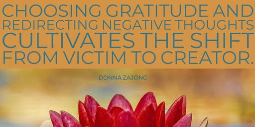 Conversations For Women: Gratitude