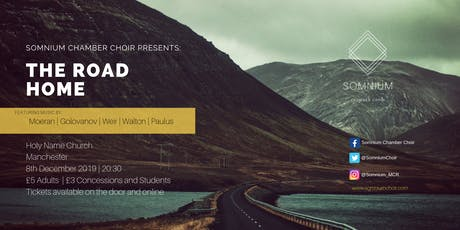 Somnium Chamber Choir Presents: The Road Home tickets