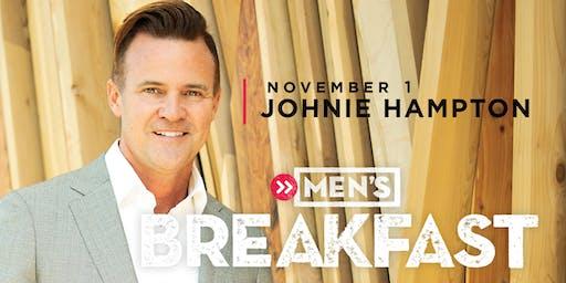 COTM Men's Breakfast with Johnie Hampton