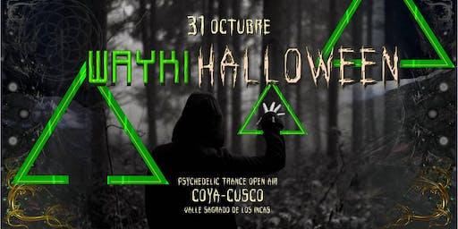 Halloween en Cusco