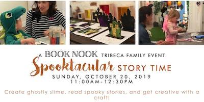 Book Nook Tribeca | Spooktacular Story Time