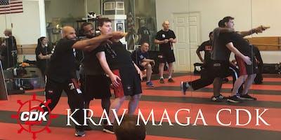 Krav Maga CDK  Total Handgun Threat  from A-Z Workshop