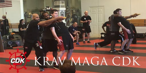 Krav Maga CDK  Total Handgun Threat  from A-Z Workshop