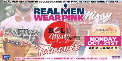 Real Men Wear Pink: A Bold Missy Takeover