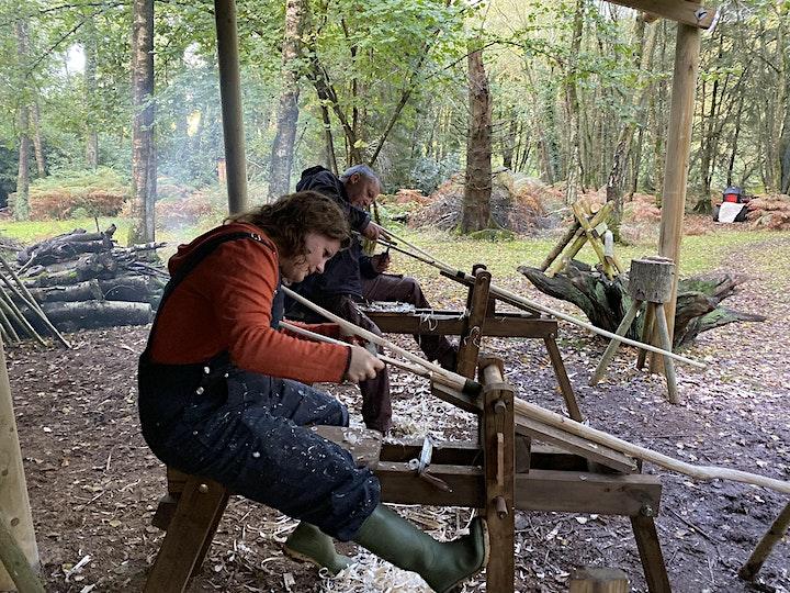 RakeMaking - Green Woodworking Course - June image