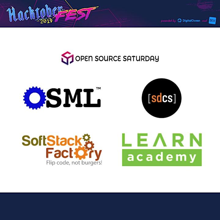 Hacktoberfest - San Diego image