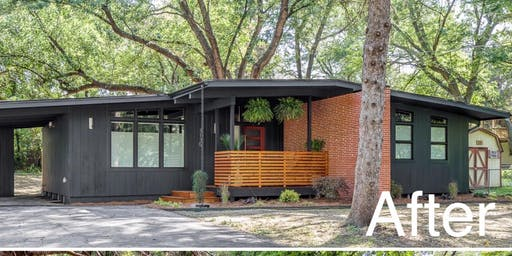 Mid-Century Modern Home Tour - Oct 19, Noon-6pm, Free