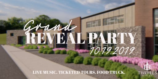 TWO-EE's Winery Grand Reveal Party Tour