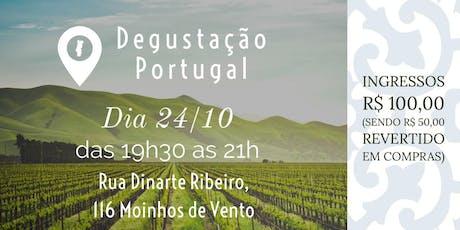 Degustação Portugal ingressos