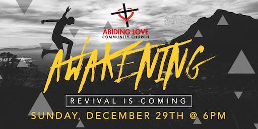 """ALCC's Revival - """"Awakening"""""""