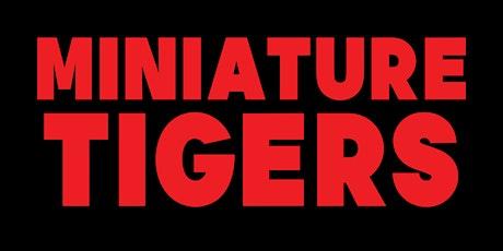 Miniature Tigers tickets