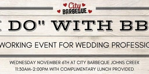 Free Lunch & Networking for Wedding Pros