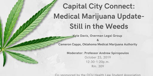 Capital City Connect: Medical Marijuana - Still in the Weeds