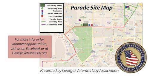 Georgia Veterans Day Parade and Festival