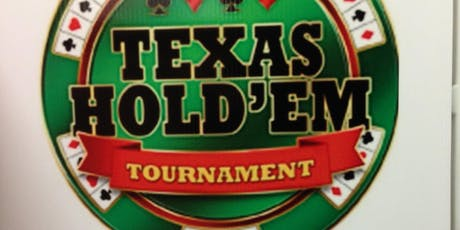 Kinsmen Texas Holdem Charity Tournament tickets