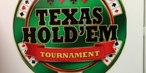 Kinsmen Texas Holdem Charity Tournament