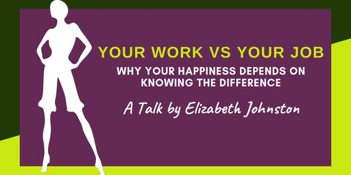 Work VS Job: What's the Difference?