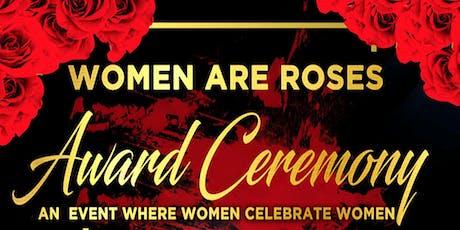 Women Are Roses Award Ceremony 2020 tickets