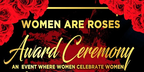 Women Are Roses Award Ceremony 2021 tickets