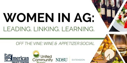 Women in Ag: Wine & Appetizer Social