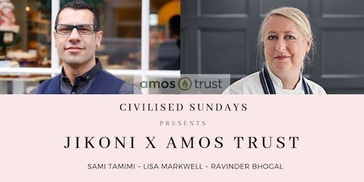 Civilised Sundays Presents Jikoni x Amos Trust