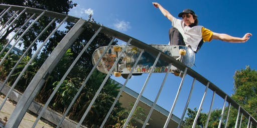 Guided Walk: Milton Keynes – A Skateboarder's Paradise