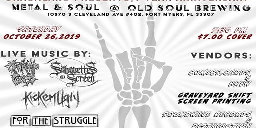 Metal and soul :anniversary show