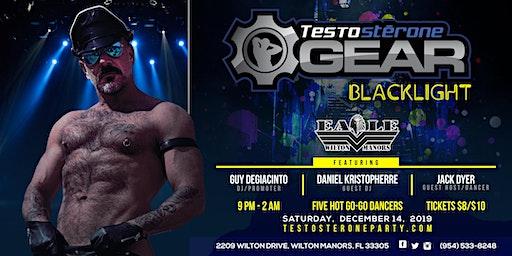 Testosterone Gear Blacklight