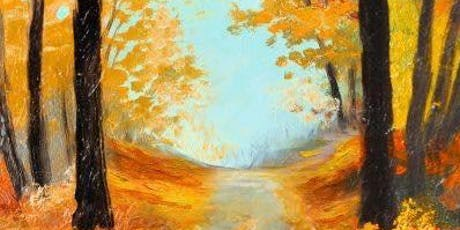 Fall Trees Painting tickets