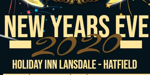 NEW YEARS EVE BASH by the Holiday Inn Landale - Hatfield (SOLD OUT)