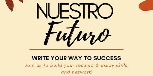 OIOE Nuestro Futuro Presents: Write Your Way to Success