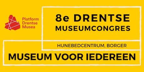 8e Drentse Museumcongres tickets