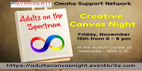 Creative Canvas Nights for Adults tickets