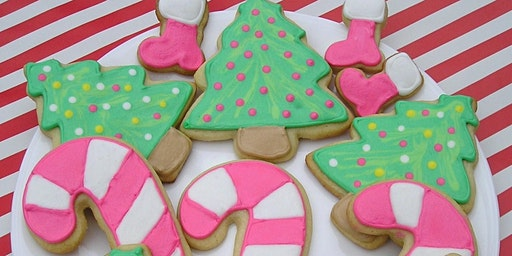 Cookies for Santa - Kids Holiday Class