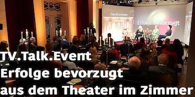 4 für 3 TV.TALK.EVENT  | TV mit People2People Business-Netzwerk