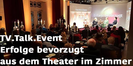 TV.TALK.EVENT  mit People2People Business-Netzwerk Tickets