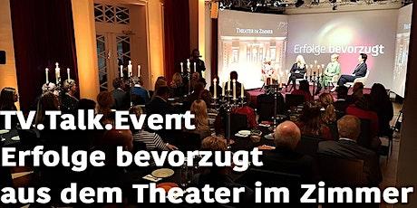 10.02.20 TV.TALK.EVENT  | TV mit People2People Business-Netzwerk Tickets