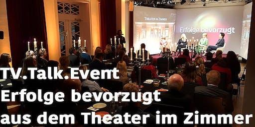 TV.TALK.EVENT  mit People2People Business-Netzwerk