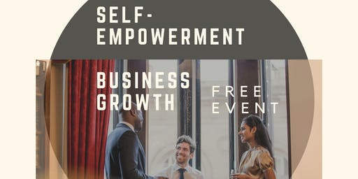 """SELF-EMPOWERMENT"" Event in Westchester 