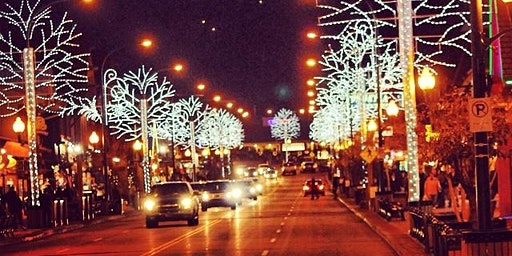 December 22 Gatlinburg Winter Magic Trolley Ride of Lights