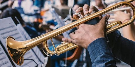 An Evening of Jazzy Grooves with The Carl Payne Big Band tickets