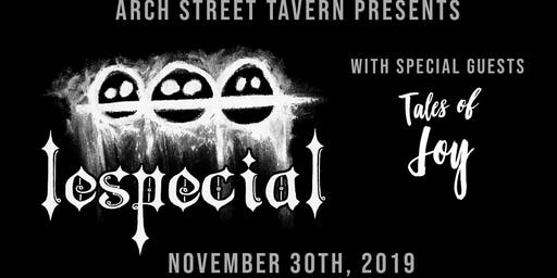 Lespecial with Tales of Joy