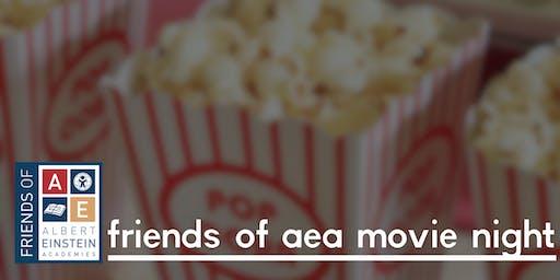 Friends of Albert Einstein Academies Movie Night